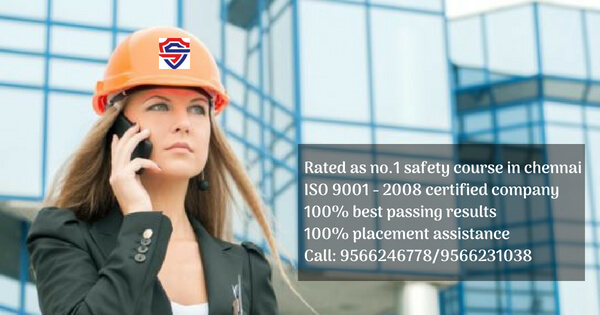 no.1 safety course in chennai
