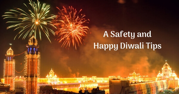 A Safety and Happy Diwali